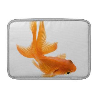 Fantail goldfish (Carassius auratus) 2 Sleeve For MacBook Air
