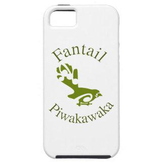 Fantail New Zealand Native Bird PIWAKAWAKA Case For iPhone 5/5S