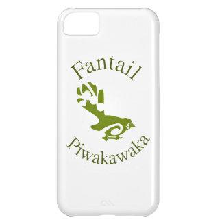 Fantail New Zealand Native Bird PIWAKAWAKA iPhone 5C Covers