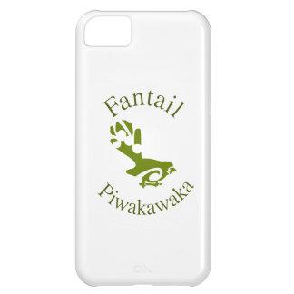 Fantail New Zealand Native Bird PIWAKAWAKA iPhone 5C Case