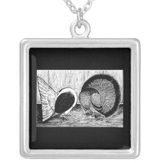 Fantail Pair Necklaces
