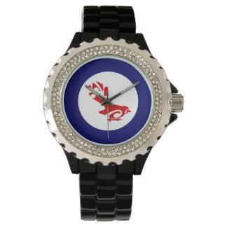 Fantail PIWAKAWAKA Roundel Watches