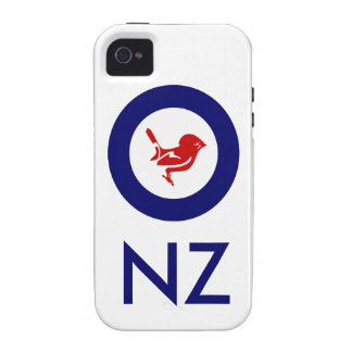 Fantail Roundel iPhone 4/4S Cases