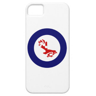 Fantail Roundel iPhone 5 Cover