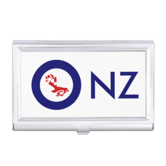 Fantail Roundel Business Card Case
