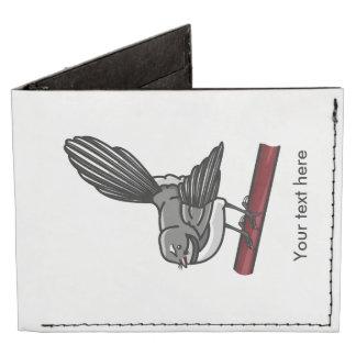 fantail tattoo zazzle tyvek wallet