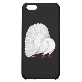 Fantail:  White iPhone 5C Case