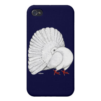 Fantail:  White iPhone 4 Cases