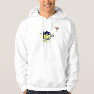 Fantaix logo hoodie with eSFL shield
