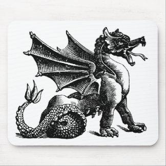 Fantasía 22 del dragón tapete de raton