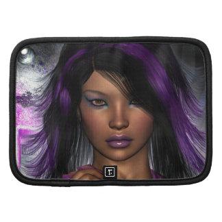 Fantasía 3D de Lolita del delirio del chica del cl Organizador