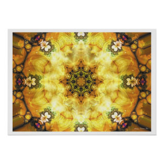 Fantasía 7 del fractal impresiones