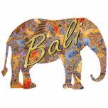 Fantasia Batik Elephant Magnet