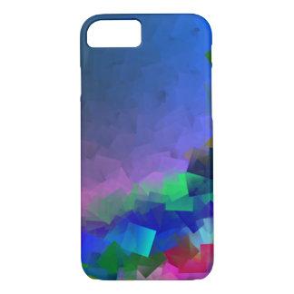 Fantasía cubista en el caso del iPhone 7 Funda iPhone 7