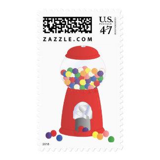 Fantasía de Gumball Sello Postal
