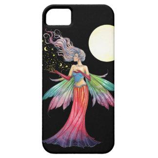 Fantasía de hadas colorida del recolector de la iPhone 5 Case-Mate cárcasas