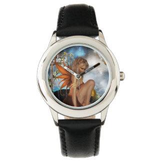 Fantasía de hadas relojes de mano