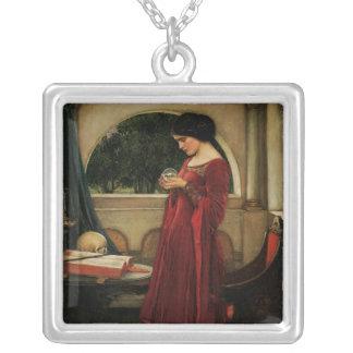 Fantasía de la magia de la pintura del Waterhouse Collares