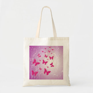 Fantasía de la mariposa bolsa