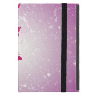 Fantasía de la mariposa iPad mini fundas