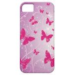 Fantasía de la mariposa iPhone 5 Case-Mate carcasa