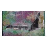 Fantasía de la nube del Orcinus de la ballena de l