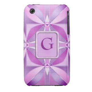 Fantasía de la soda de la uva funda bareyly there para iPhone 3 de Case-Mate