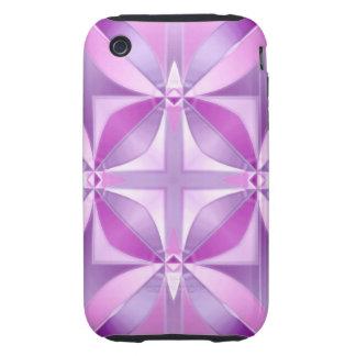 Fantasía de la soda de la uva funda though para iPhone 3