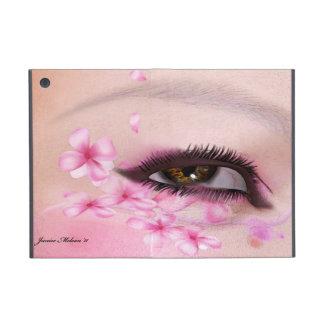 Fantasía del arte del ojo iPad mini carcasas