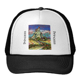 Fantasía del castillo de la colina gorra