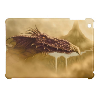 fantasía del dragón de vuelo iPad mini coberturas