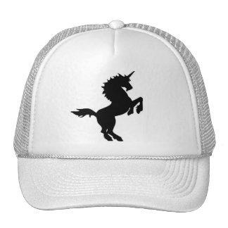 Fantasía del unicornio gorro de camionero