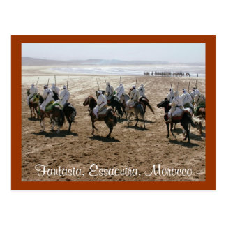 Fantasía Essaouira Marruecos Postales