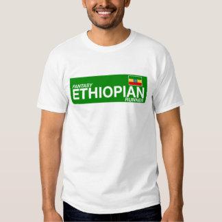 Fantasía etíope - para hombre playeras