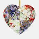 Fantasía floral adorno