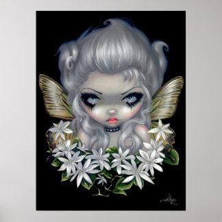 Fantasía gótica del jazmín de la IMPRESIÓN de hada Posters