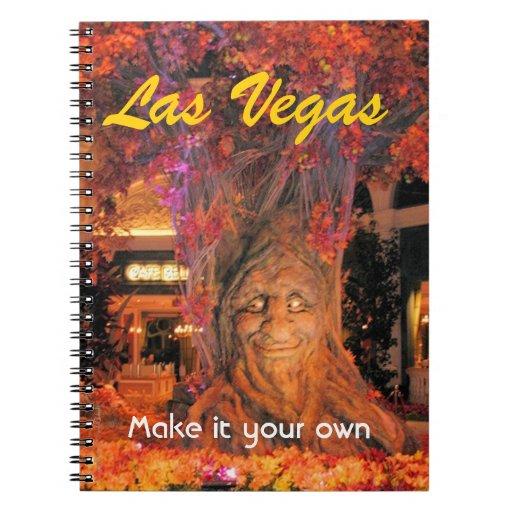 Fantasía Las Vegas Libro De Apuntes