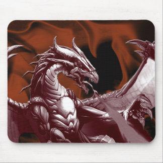 Fantasía Mousepad del dragón Alfombrillas De Ratones
