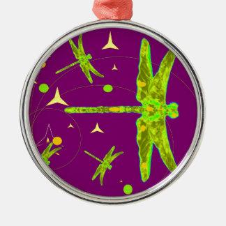 Fantasía púrpura de la libélula de Chartruese   Ornatos