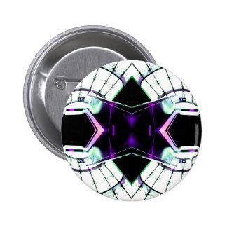 Fantasía retra de la era espacial del futurismo -  pin