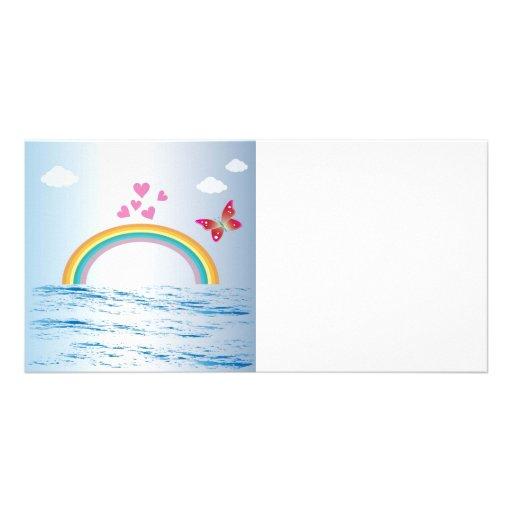 fantasía tarjetas personales
