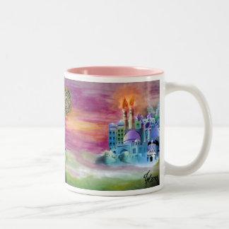 Fantasia Two-Tone Coffee Mug