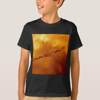 Fantasia Wire in Orange T-Shirt