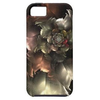 Fantasías metálicas funda para iPhone SE/5/5s
