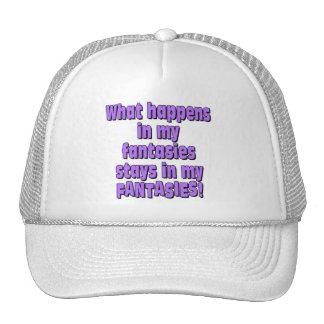 Fantasies Trucker Hat