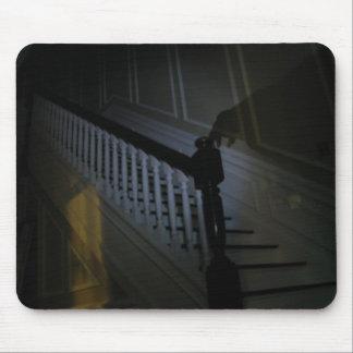 Fantasma 1 Mousepad de la escalera