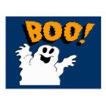Fantasma 2 del abucheo tarjetas postales