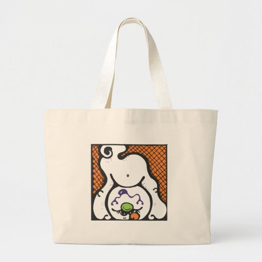fantasma al revés tonto bolsas