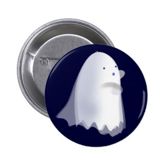 fantasma - botón del perno pin redondo de 2 pulgadas