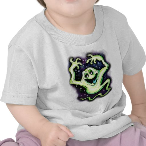 Fantasma Camiseta